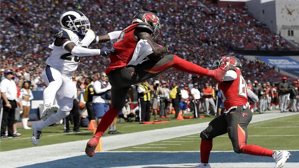 [NFL] Week 4: Boooom!!! (Tampa Bay Buccaneers vs Los Angeles Rams 55-40)