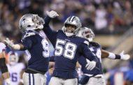 Peccati di gioventù (Dallas Cowboys vs New York Giants 37-18)