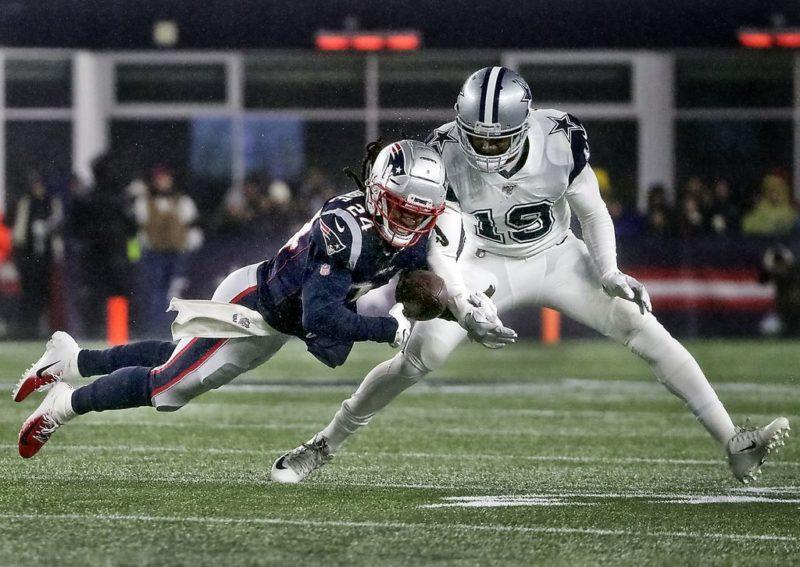 Gilmore Patriots Cowboys