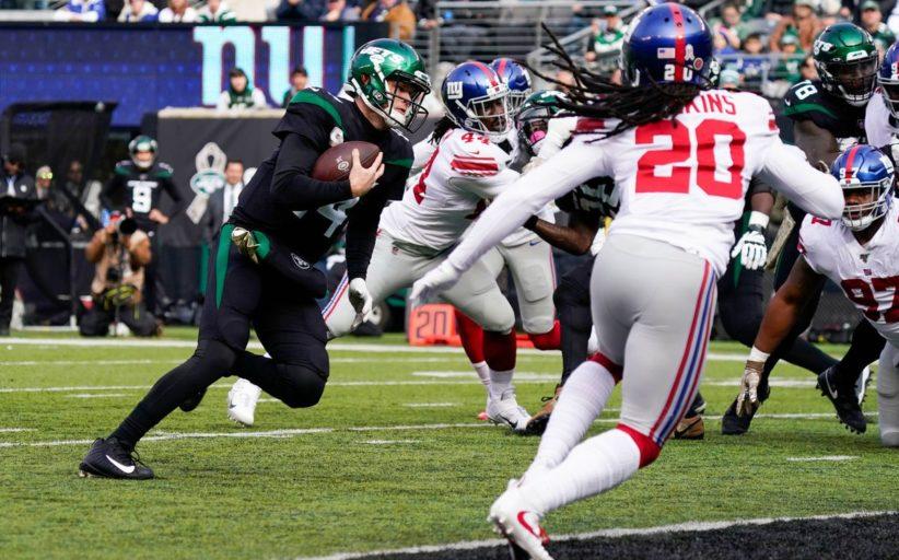 New York è bianco-verde (New York Giants vs New York Jets 27-34)