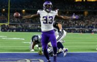 Cook cucina i Cowboys (Minnesota Vikings vs Dallas Cowboys 28-24)