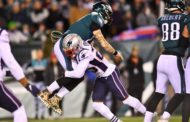 Super Bowl rematch (New England Patriots vs Philadelphia Eagles 17-10)