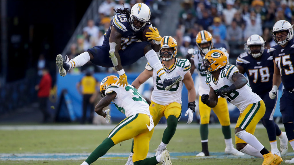 Stop inaspettato (Green Bay Packers vs Los Angeles Chargers 11-26)