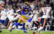 Ritorno alla vittoria (Chicago Bears vs Los Angeles Rams 7-17)