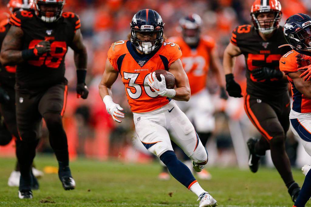 Browns alla frutta, Linsday che prestazione! (Cleveland Browns vs Denver Broncos 19-24)
