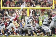Allo scadere (Seattle Seahawks vs San Francisco 49ers 27-24)
