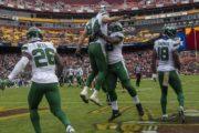 Darnold + Adams (New York Jets vs Washington Redskins 34-17)