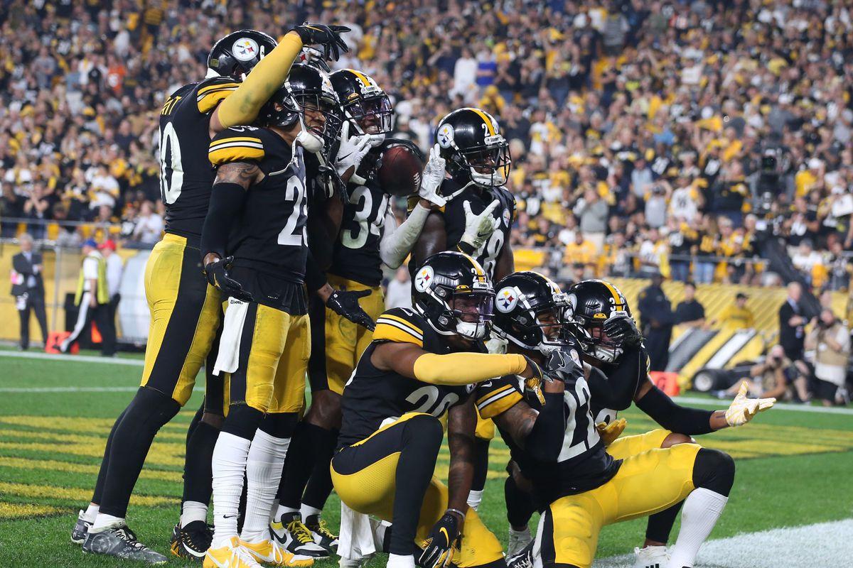 Parola all'insider: Pittsburgh Steelers - Giulio