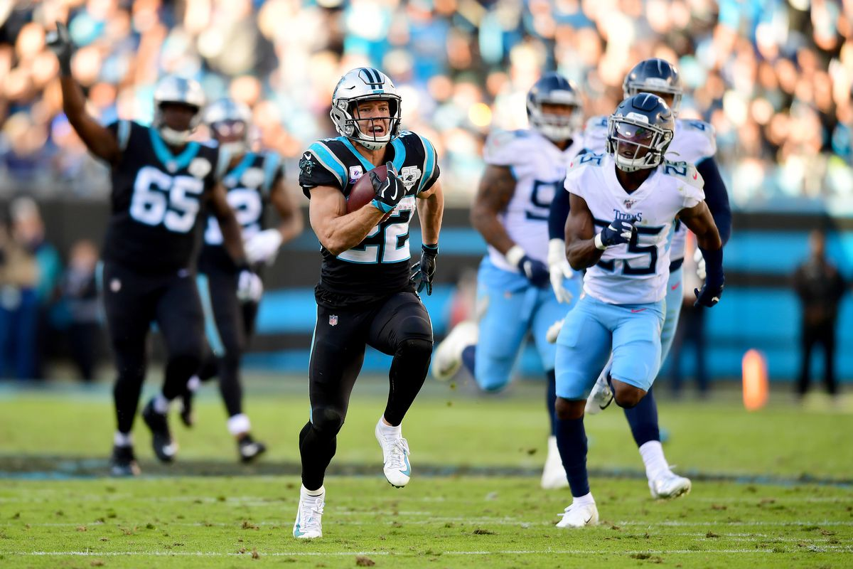 Christian McCaffrey è il runningback NFL più pagato