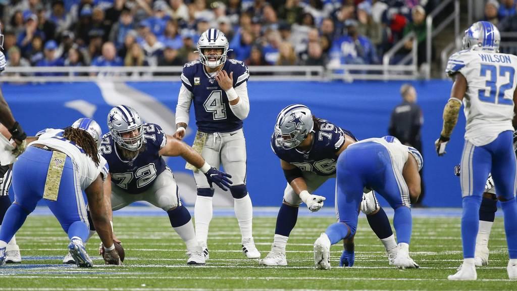In Dak we trust (Dallas Cowboys vs Detroit Lions 35-27)