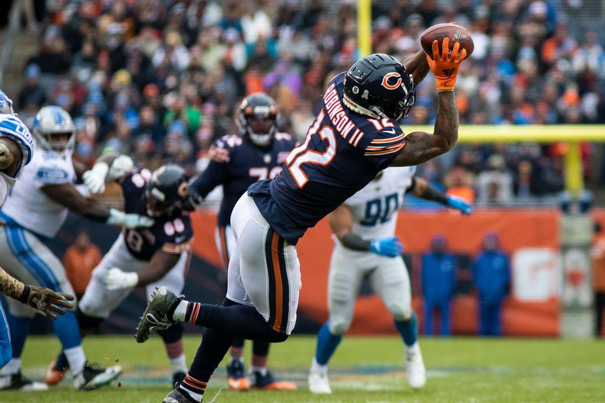 Bears, qualcosa si muove (Detroit Lions vs Chicago Bears 13-20)