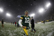 Prima neve (Carolina Panthers vs Green Bay Packers 16-24)