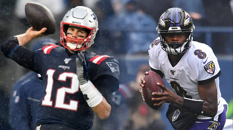 Preview tattico di New England Patriots vs Baltimore Ravens