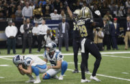 Problemi di kicker (Carolina Panthers vs New Orleans Saints 31-34)
