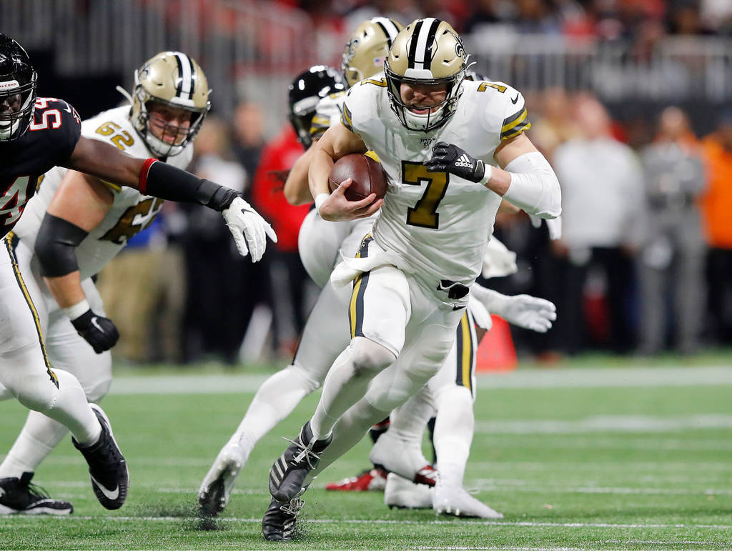 Taysom Hill! (New Orleans Saints vs Atlanta Falcons 26-18)