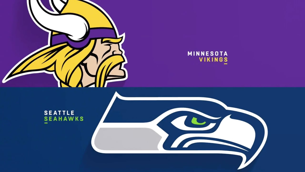 [NFL] Week 13: Preview Minnesota Vikings vs Seattle Seahawks