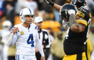 """Laces"" (Indianapolis Colts e Pittsburgh Steelers 24-26)"