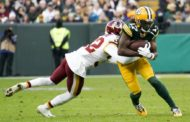 Vittoria che conta (Washington Redskins vs Green Bay Packers 15-20)