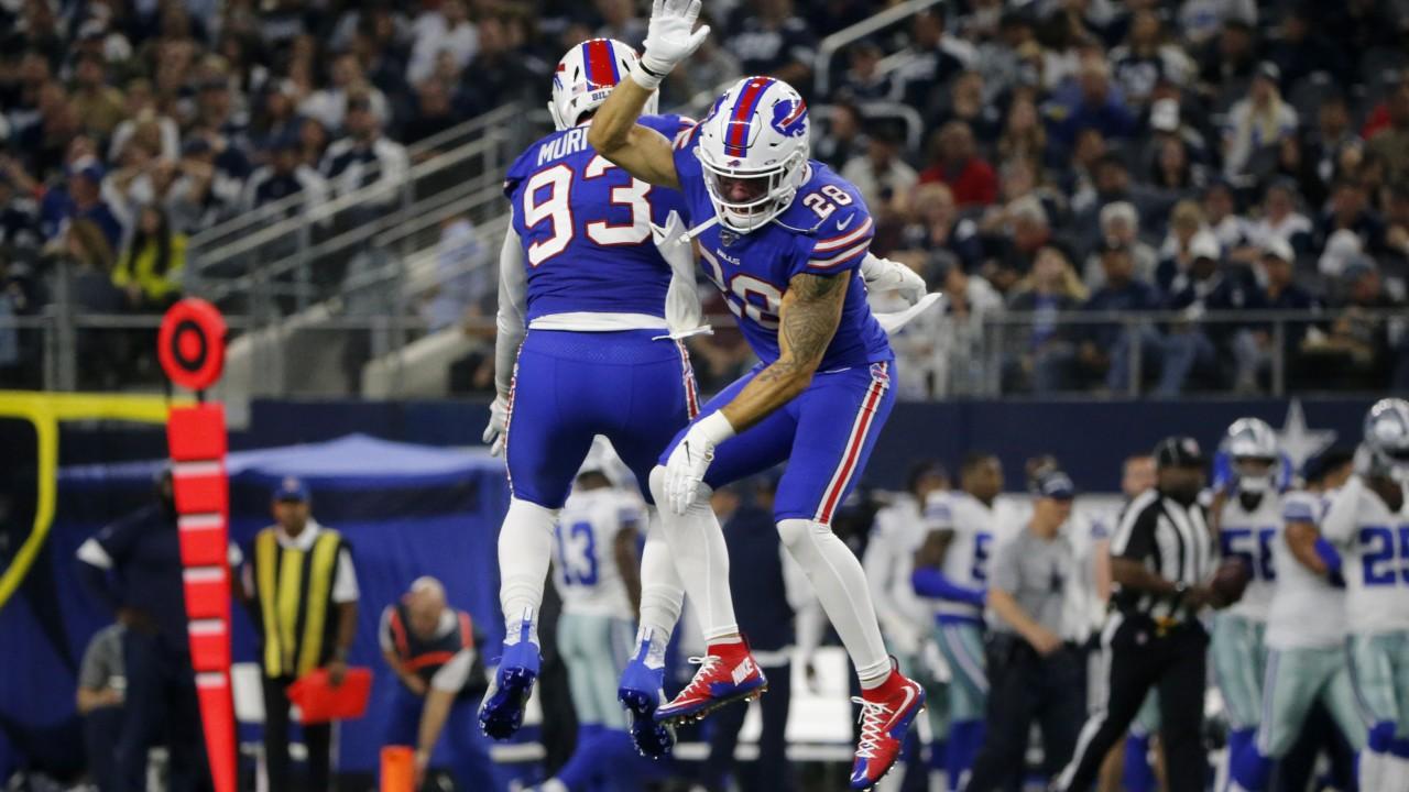 Stella cadente (Buffalo Bills vs Dallas Cowboys 26-15)