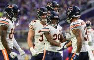 Chicago Bears, vittoria per futuro e morale
