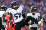 Ravens ai playoff (Baltimore Ravens vs Buffalo Bills 24-17)