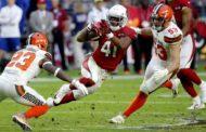 Drake piega i Browns (Cleveland Browns vs Arizona Cardinals 24-38)