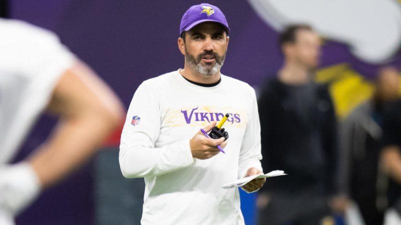 Kevin Stefanski head coach