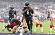Baltimore indecifrabile (San Francisco 49ers vs Baltimore Ravens 17-20)