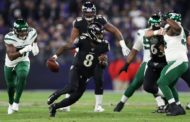 L'uomo dei record (New York Jets vs Baltimore Ravens 21-42)