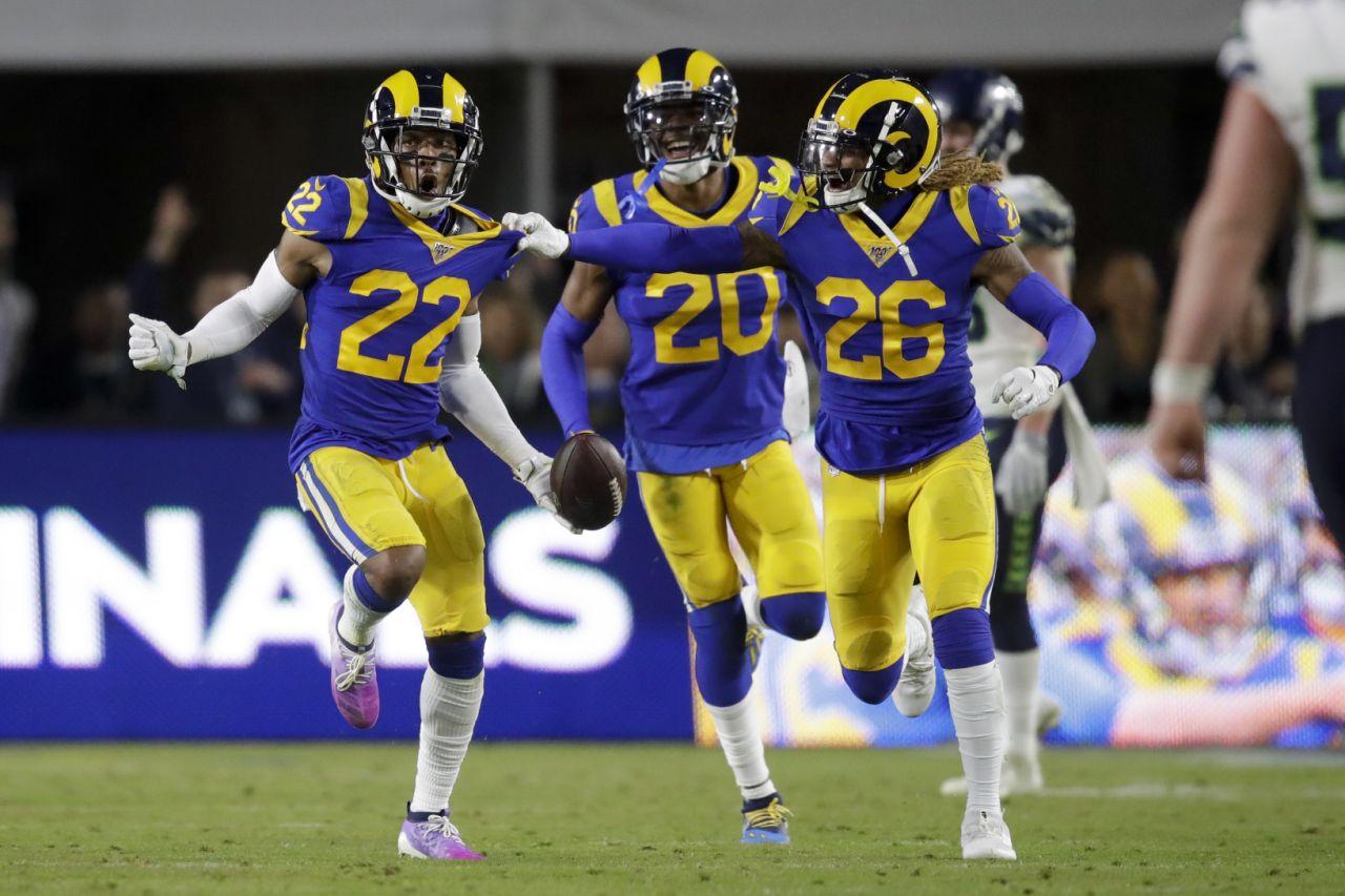 Partita a senso unico (Seattle Seahawks vs Los Angeles Rams 12-28)