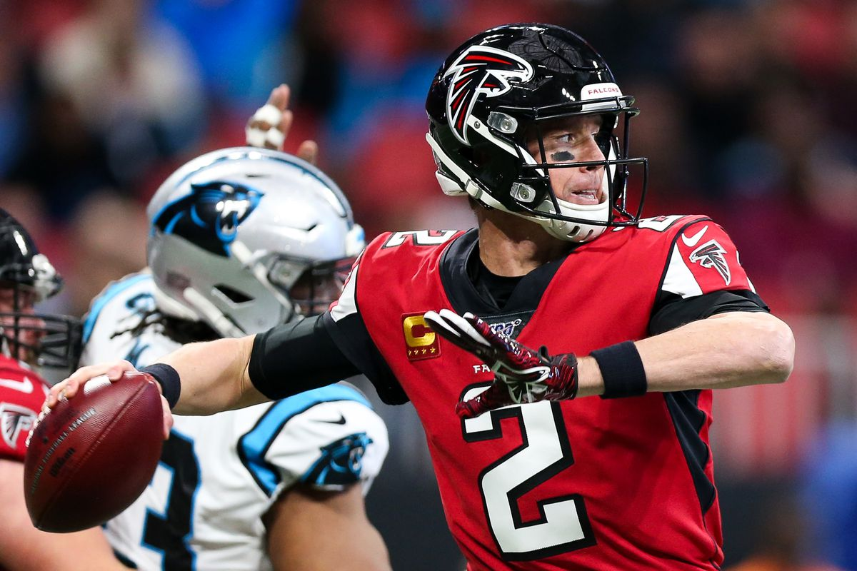 Attacco super (Carolina Panthers vs Atlanta Falcons 20-40)