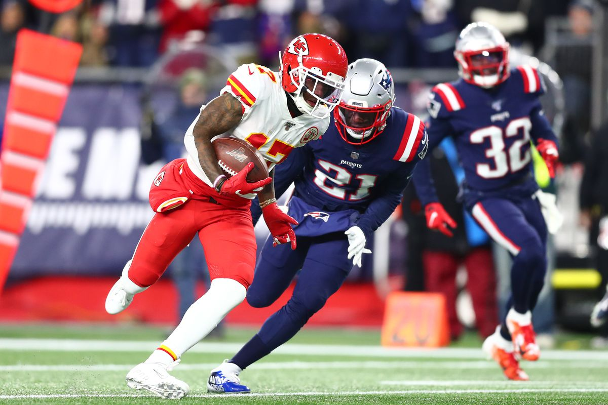 Vendetta! (Kansas City Chiefs vs New England Patriots 23-16)