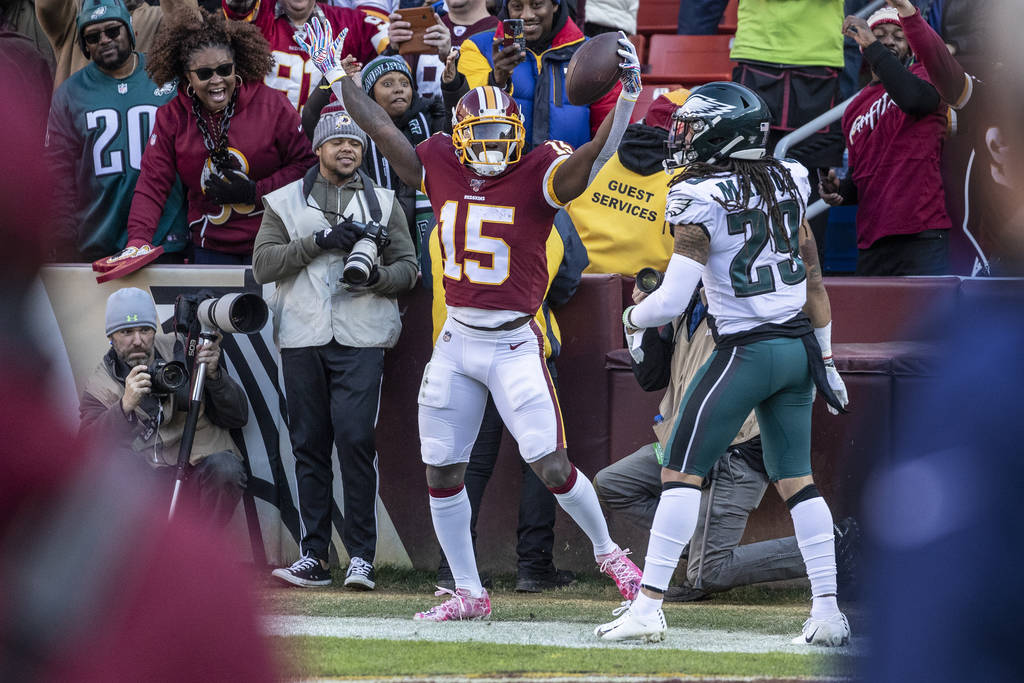 Uno sguardo al 2019: Washington Redskins