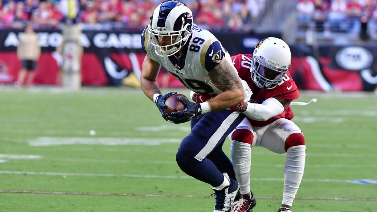 Dominio assoluto (Los Angeles Rams vs Arizona Cardinals 34-7)