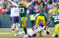 Bears, rimonta sfiorata. Packers avanti (Chicago Bears vs Green Bay Packers 13-21)