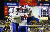 Ten wins for the Bills (Buffalo Bills vs Pittsburgh Steelers 17-10)