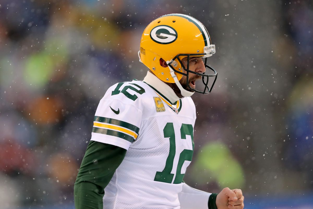 The Snowman (Green Bay Packers vs New York Giants 31-13)