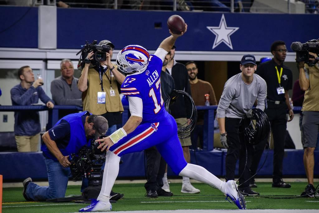 La Serra di Huddle: Josh Allen è già pronto per portare Buffalo ai playoff
