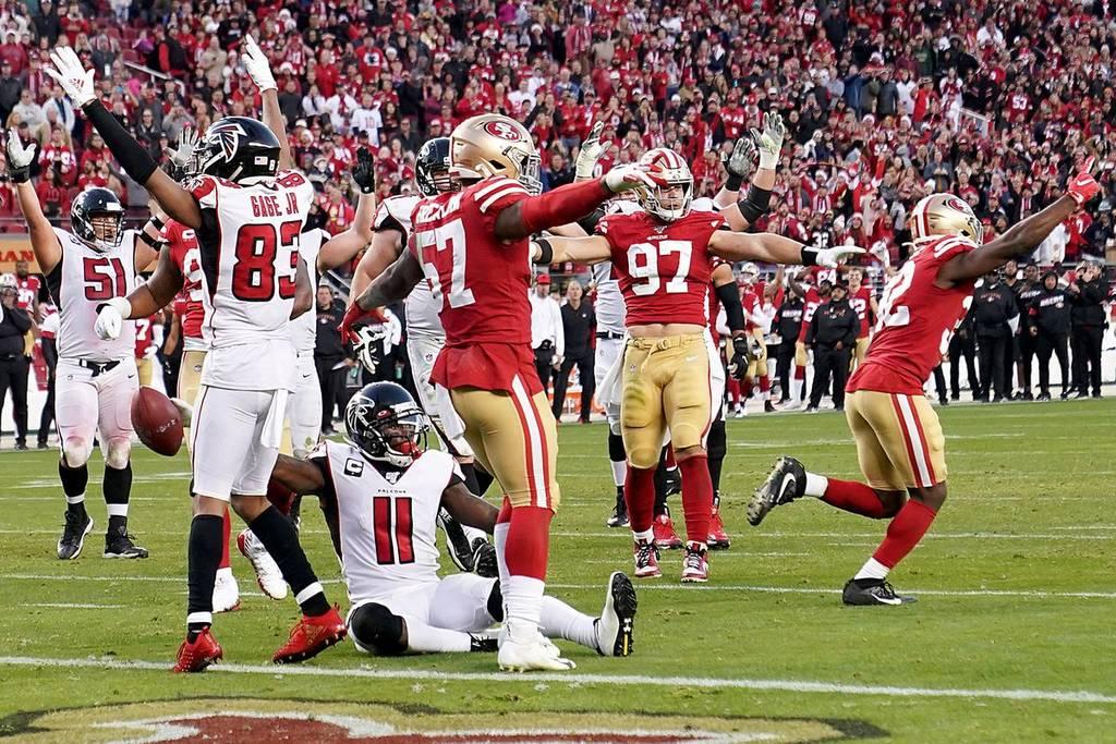All'ultimo respiro (Atlanta Falcons vs San Francisco 49ers 29-22)