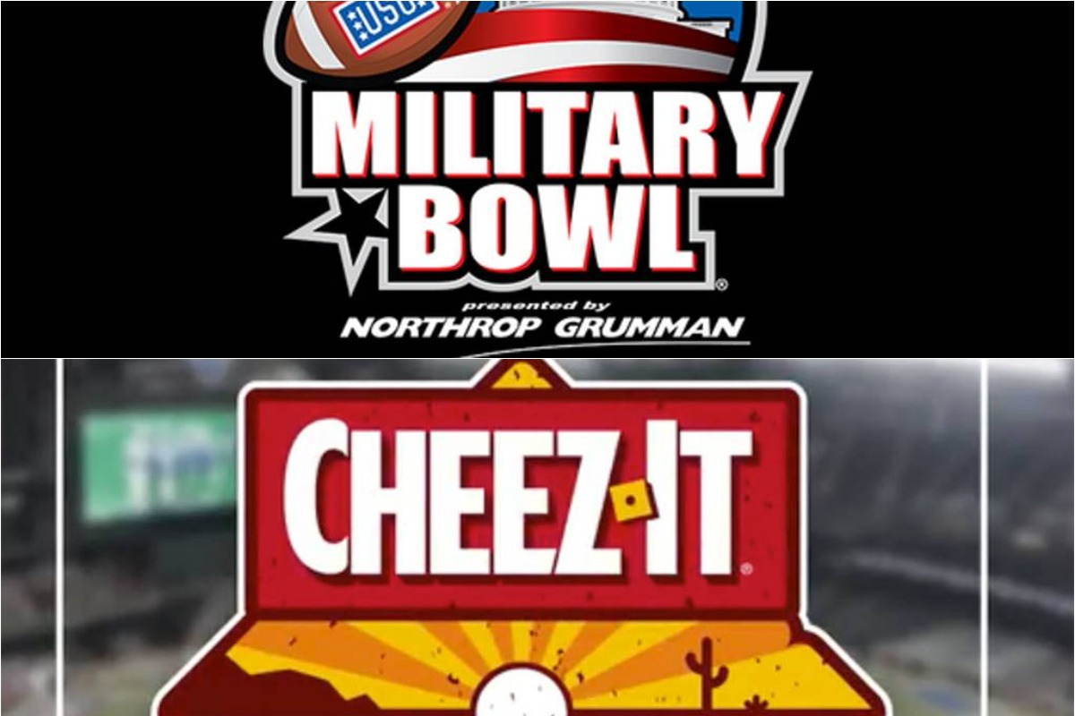 NCAA Bowl Preview 2019: Military Bowl e Chezz It Bowl