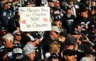 Bye bye Oakland (Jacksonville Jaguars vs Oakland Raiders 20-16)