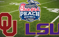 NCAA Bowl Preview 2019: Peach Bowl