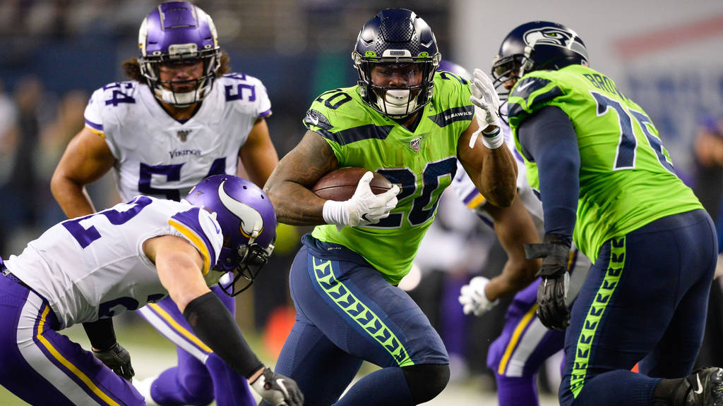 Ecco il primo posto! (Minnesota Vikings vs Seattle Seahawks 30-37)