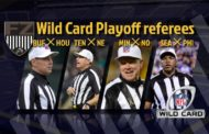 Wild Card 2019: le crew arbitrali