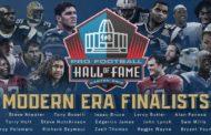 I finalisti per la Hall of Fame 2020