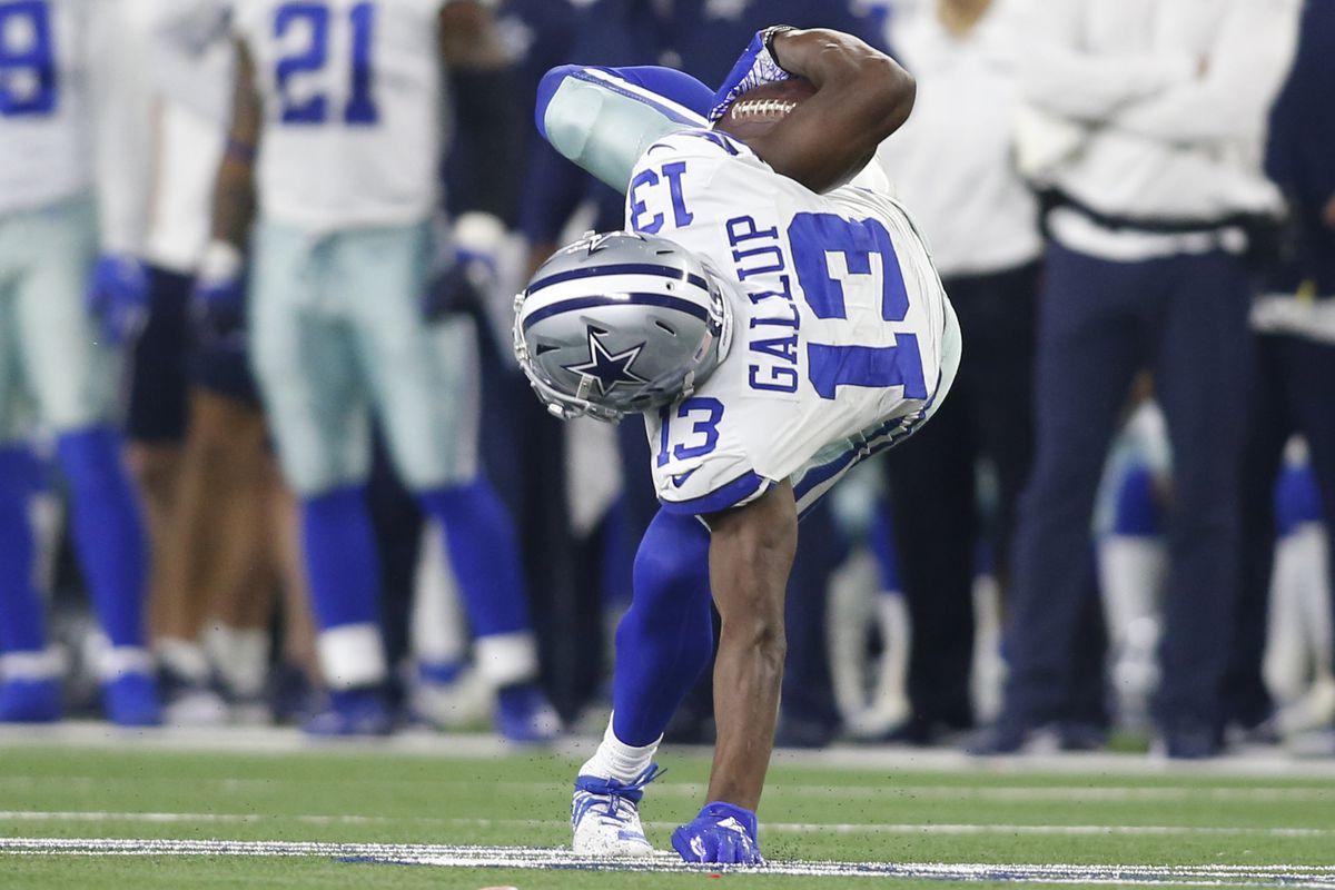 Delusione a Dallas (Washington Redskins vs Dallas Cowboys 16-47)