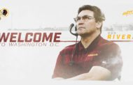 Ron Rivera è il nuovo head coach dei Washington Redskins
