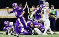 Sorpresa Vikings! (Minnesota Vikings vs New Orleans Saints 26-20)
