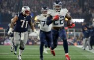 La caduta del re (Tennessee Titans vs New England Patriots 20-13)