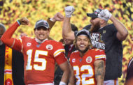 50 anni di attesa (Tennessee Titans vs Kansas City Chiefs 24-35)